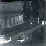 パトカー取付けられたCCTVの熱監視カメラ