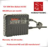 極度隠されたバラスト、12V 35W AC/DCを細くしなさい