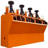 Strumentazione minerale del separatore di lancio di estrazione mineraria di alta efficienza
