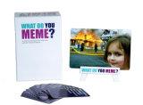 Делают вас карточная игра партии Meme