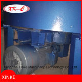 Type de deux rouleaux de meulage machine de mélangeur de sable dans la fonderie