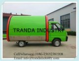 Veículo de cozinha de caminhão de alimentação de alta qualidade