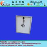 módulo da célula solar 18V/80W (CE)