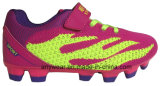 Flyknit Athletic Footwear Soccer Football Shoes (815-9684)
