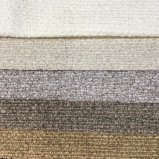 сплетенная 100%Polyester ткань софы (FLM080)