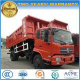 carro de vaciado del volquete del carro 12t del camión de 180HP Dongfeng 12m3 para la venta