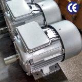 単一フェーズモーター(1.1kW-1.5HP、3000rpm、鋳鉄ハウジングB3)
