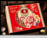 коробка Mooncake высокого качества профессионального изготовления изготовленный на заказ
