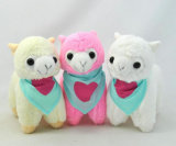 Nettes Vieh-weiches angefülltes Schaf-Spielzeug-Schaf-Plüsch-Spielzeug für Kinder