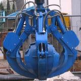 Encavateur hydraulique de peau d'orange