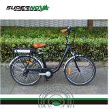 Bicyclette électrique de PAS avec la batterie au lithium