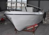 Liya 16.8ftのガラス繊維のボートの働きボートのレジャー用ボート