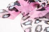 Elegantes Digital-Drucken personifiziert quadratischen Silk Silk Twill-Schal