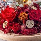 Regalo Handmade del fiore di promozione per la decorazione di festa
