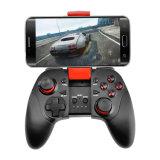 Sistema del androide y del IOS del soporte de la palanca de mando de Bluetooth del uso del juego del teléfono móvil