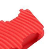 Molde material de la torta del silicón de la categoría alimenticia del certificado del FDA, molde de gran tamaño del silicón del cuadrado del molde del silicón de la tostada