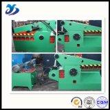 Tesoura hidráulica do jacaré das tesouras da sucata de Pprice da fábrica de China/máquina de estaca de aço Waste da câmara de ar