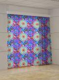 Fabrication en soie d'écharpe d'impression luxueux de Digitals
