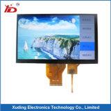 4.3 ``moniteur d'écran LCD d'intense luminosité de la résolution 480*272 de TFT avec l'écran tactile