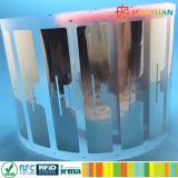 Длинний ряд ISO18000-6C пассивное Higgs 3 9654 бирки лобового стекла UHF RFID