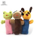 Lovey 애완 동물 제품 동물성 삐걱거리는 Doy 장난감 애완 동물 장난감