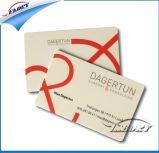 ISO14443A völlig gedruckte DESFire EV1 8K PlastikChipkarte