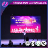 tablilla de anuncios a todo color de interior de LED de 4m m