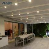 LED 빛을%s 가진 알루미늄 자동적인 자동화된 덮개