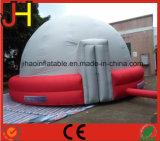 Mobiles aufblasbares Projektions-Luft-Abdeckungplanetarium-Zelt für Film