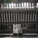 línea de relleno máquina de rellenar de 1L 5L del petróleo vegetal