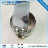 Utilisation électrique industrielle personnalisable de chaufferette de bande de mica pour la fibre chimique