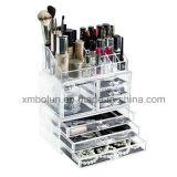 De populairste Creatieve Bovenkant verkoopt het Duidelijke AcrylSchoonheidsmiddel van de Organisator van de Make-up