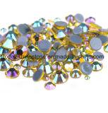 Do Rhinestone quente do reparo do Ab do Citrine 2018 Ss16 a pedra de cristal de vidro de venda quente a mais atrasada de Preciosa da cópia (classe do ab /5A do citrine HF-ss16)