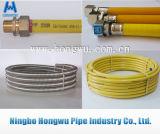 黄色いJacketed 304 316Lガスの管