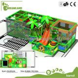 Den Plastikkind-Innenspielplatz-Geräten-heißen Verkauf Fabrik-Verweisen
