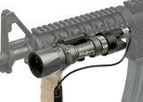 Taktische eingehangene LED Taschenlampe Cl15-0002 des Weber-Waffe
