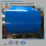 PPGL Prepainted a bobina de aço galvanizada para a verificação do GV