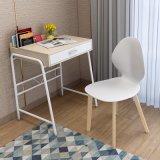 Mobiliário de estudo em casa Mesa de madeira pequena para estudante