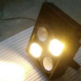 DMX自動4eyes 100WのマトリックスLEDの穂軸のストロボの聴衆ライト