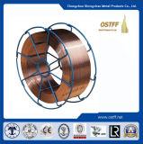 容器(Aws Er70s-6)のための固体/MIGの溶接ワイヤ