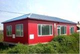 Spätestes Kleber-Sandwich-Panel-Stahlkonstruktion-Landhaus Plm161