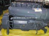 Motor diesel refrescado aire F6l912 de Deutz Beinei del cargador de la rueda