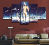 HD imprimió Star Wars que pintaba en la lona Mc-118 del cuadro del cartel de la impresión de la decoración del sitio de la lona