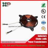 Bobina de aquecimento de fio de cobre RoHS