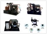 Die kundenspezifische Abkühlung-Kompressor-Wasser-Kühlvorrichtung, die für die kompakten und mobilen abkühlenden Einheiten optimiert wird, mögen Laser-das medizinische ästhetisches und Karosserien-Abkühlen