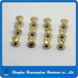Brass Button Stud Rivet Chicago Screw for Leather Belt