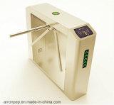 Type automatique contrôlé tourniquet de Brige d'IDENTIFICATION RF d'accès sans fil d'IDENTIFICATION RF de trépied
