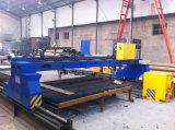 Bock-Stahlplatte/Blatt/Gefäß/Rohr CNC-Plasma-Flamme-Ausschnitt-Maschine