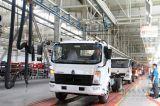 Sinotruk HOWO 4X2 가벼운 의무 트럭