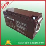 Bateria do AGM da longa vida 12V 150ah do AGM para o sistema solar da luz de rua